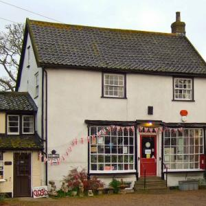 Wortham Village Tea Shop and Stores10.12.2006 003